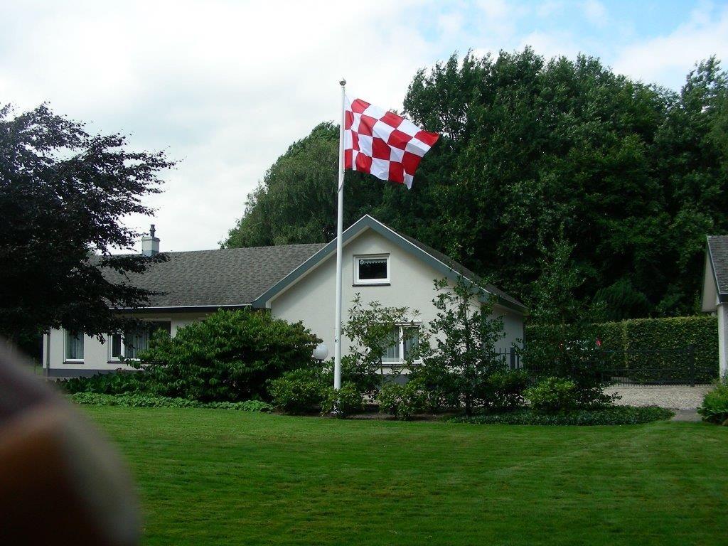 Polyester vlaggenmast kopen